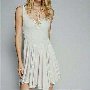 Rare Free People Beach Dress